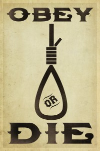 fable_3_obey_or_die_poster_by_thegeekboutique-d5imwen