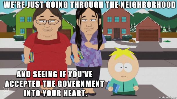 Heeft u de overheid al in uw hart gesloten?