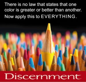 Discernment-WS
