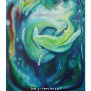 Whales-whirling-painting